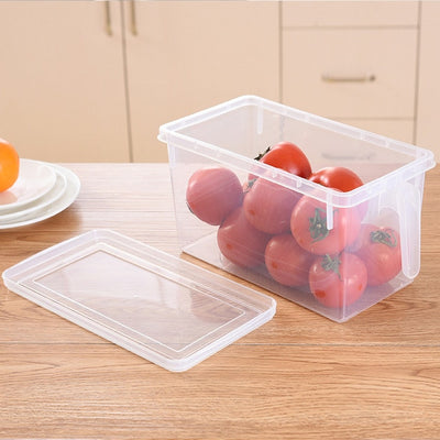 BPA Free Kitchen Transparent  Storage Box