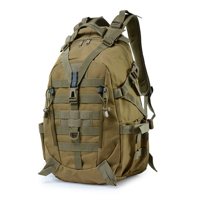 35L Tactical Army Men Military Backpack Camping