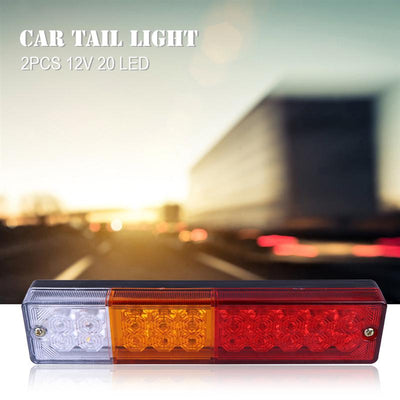 Waterproof High Brightness Turning Signal Indicator Rear Lamp