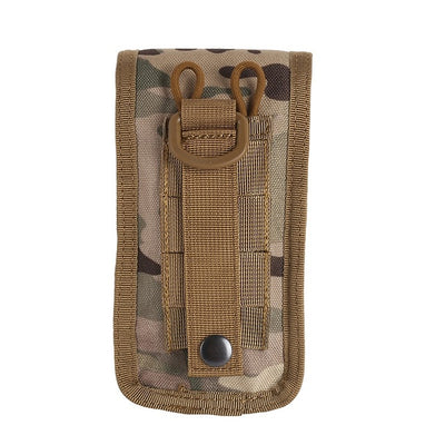 Tactical Military Camo Belt Pouch Bag