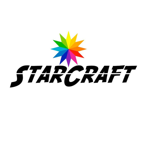 Starcraft printable vinyl heat transfer and adhesive