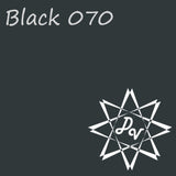 Oracal 651 Black 070