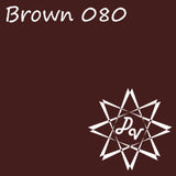 Oracal 651 Brown 080