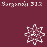 Oracal 651 Burgandy 312