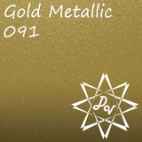 Oracal 651 Gold Metallic 091