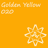 Oracal 651 Golden Yellow 020