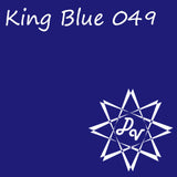 Oracal 651 King Blue 049
