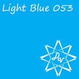 Oracal 651 Light Blue 053
