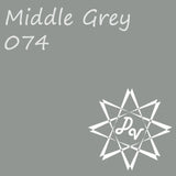 Oracal 651 Middle Grey 074