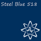 Oracal 651 Steel Blue 518