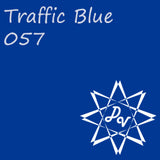 Oracal 651 Traffic Blue 057