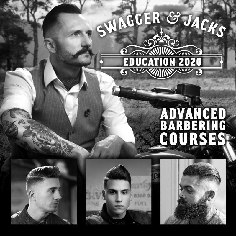 Swagger & Jacks One Day Advanced Barbering Courses