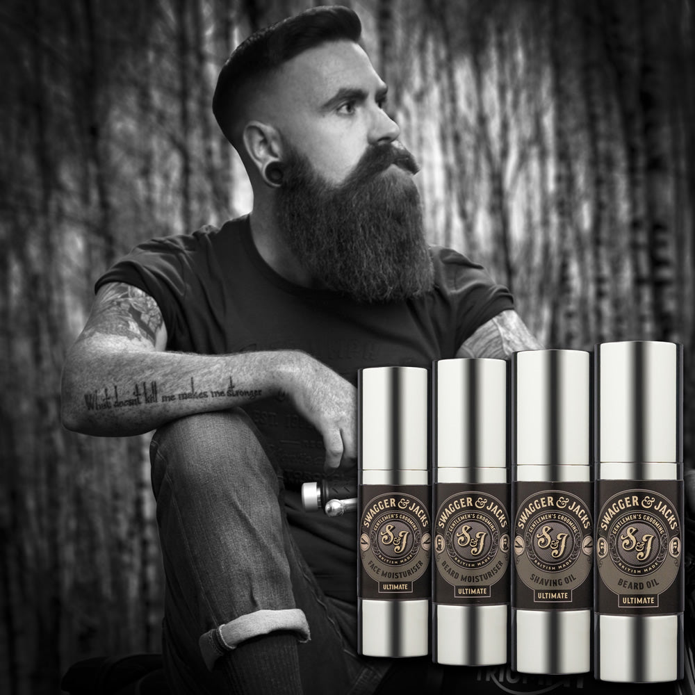 Swagger and Jacks Ultimate Mens Grooming Products