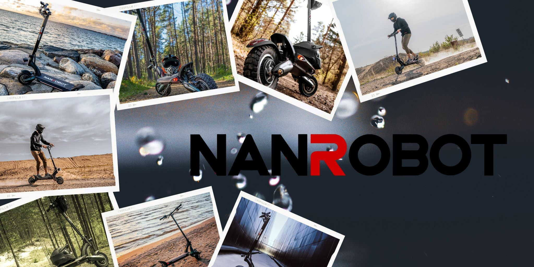 NANROBOT Electric Scooters Canberra - ION DAN Electric Vehicles