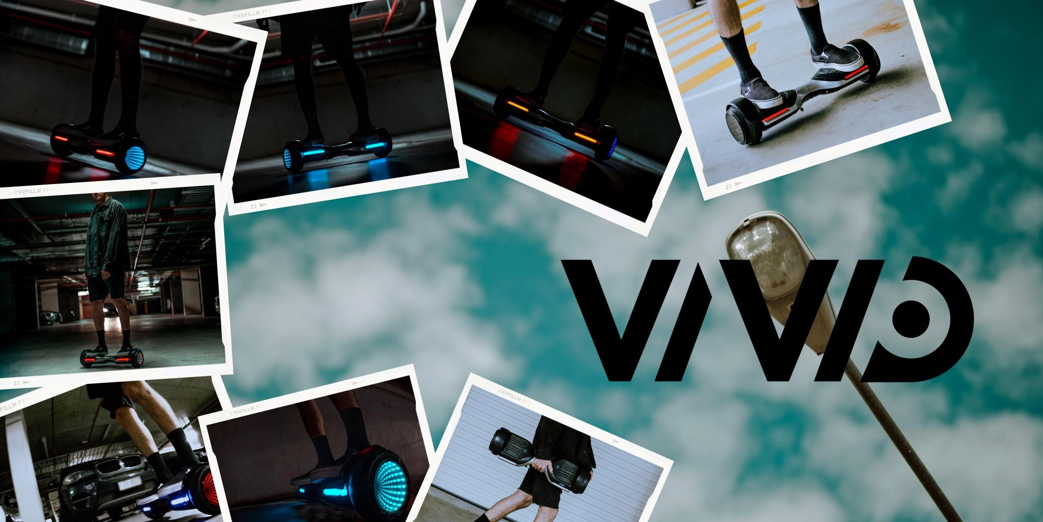 VIVID Electric Hover Boards Canberra - ION DNA Electric Vehicles
