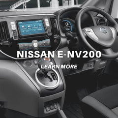 NISSAN e-NV200 VAN Canberra - Electric Car Canberra - ION DNA Electric Vehicles