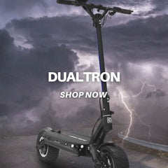 DUALTRON Electric Scooter Canberra - ION DNA Electric Vehicles