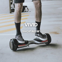 VIVID Electric Hoverboard Canberra - ION DNA Electric Vehicles