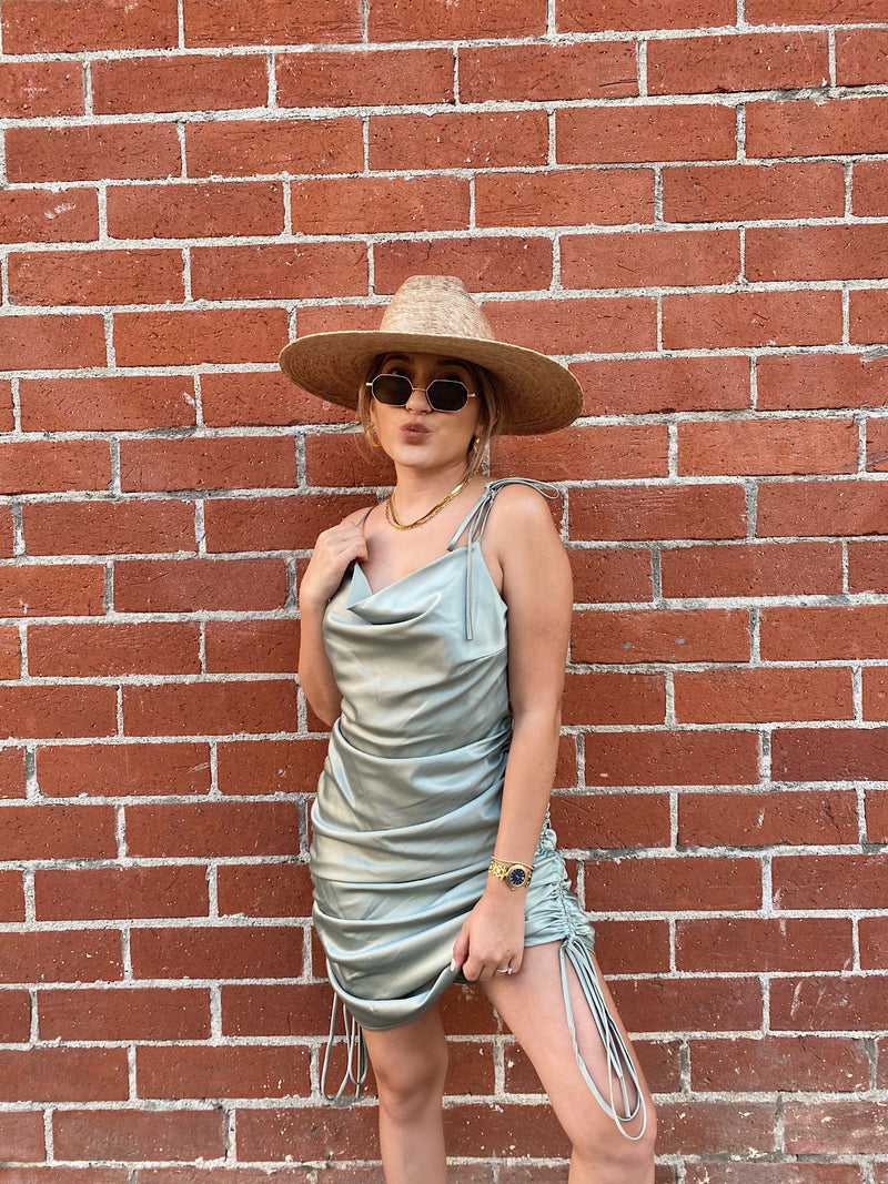 Positano Slip Dress