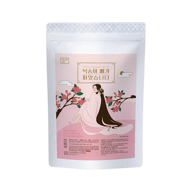 Korean Peach blossoms by Peach Tea For Diet - DOHA2020.shop