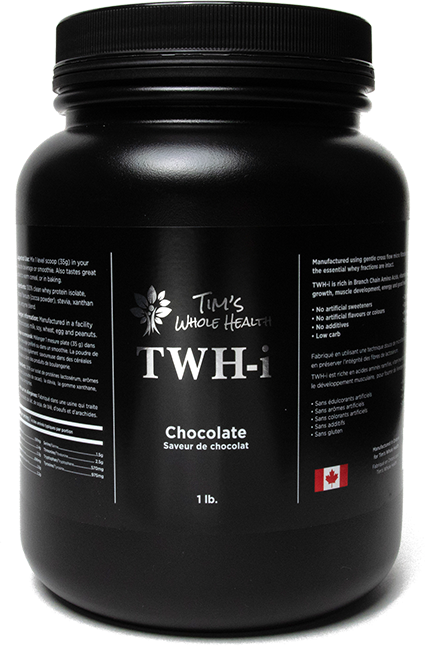 Tim's Whole Health Protein Powder - Chocolate