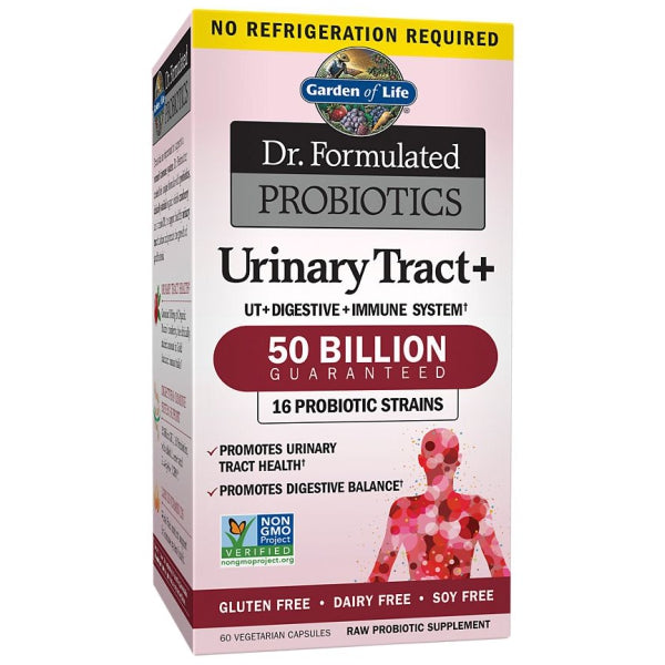 Garden of Life Dr Formulated Urinary Tract+ Probiotic