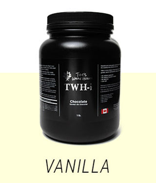 Tim's Whole Health Protein Powder - Vanilla