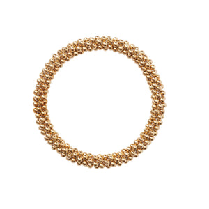 Our classic 14-kt gold filled bracelet
