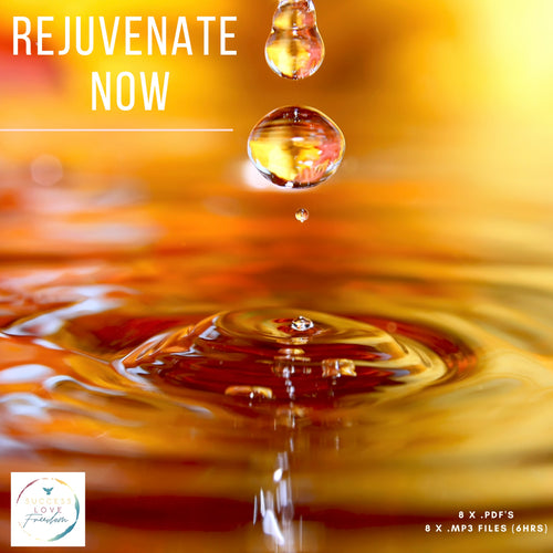 Rejuvenate Now - Success Love Freedom