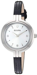 Bulova 96P211 Women's Rhapsody Diamond Accent Watch