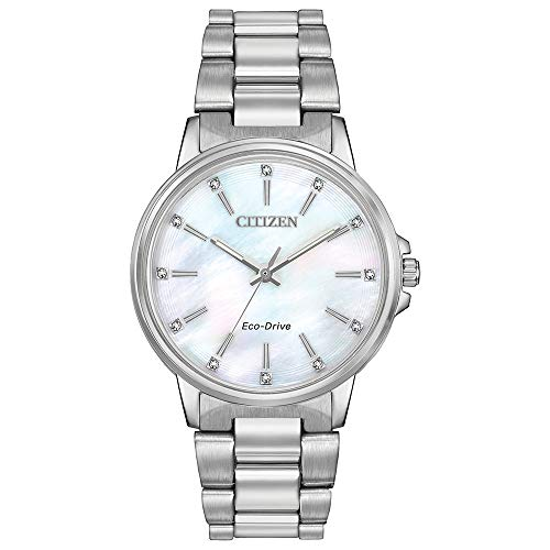 Citizen Women's FE7030-57D Mother-of-Pearl Watch