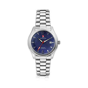 Swiss Mountaineer Women's Stainless Steel Watch SM1203