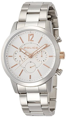 POLICE Watch Legacy Multifunction 14673JS-04M 25000 Men's [Regular Imported Goods]