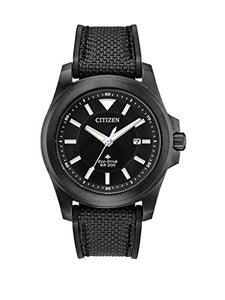 Citizen Men's Promaster Tough Stainless Steel Strap Watch - Black