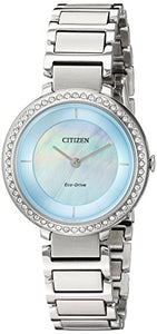 Citizen Women's EM0480-52N Mother-of-Pearl Watch
