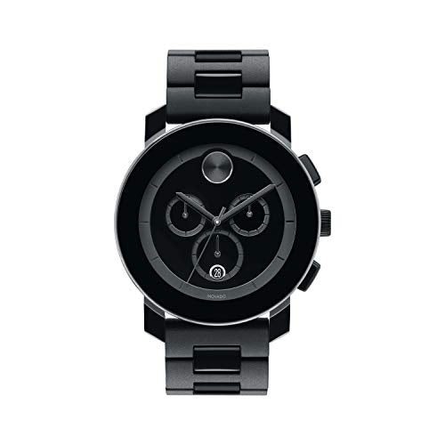 Movado Men's 3600048 Bold Black Watch