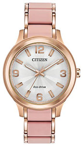 Citizen Drive Women's FE7073-54A Action Required Eco-Drive Watch