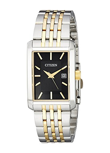 Citizen Men's BH1678-56E Two-Tone Stainless Steel Bracelet Watch