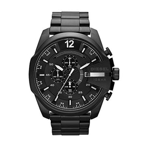 Diesel Men's DZ4283 Chief Series Analog Display Analog Quartz Black Watch