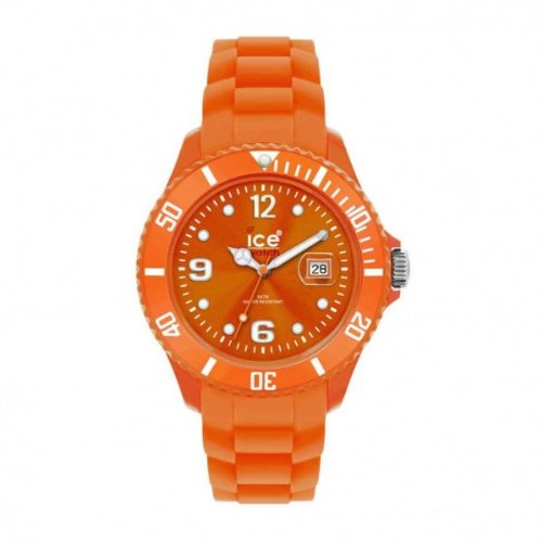 Ice-Watch SI.DO.B.S Unisex Sili Winter Big Dried Orange Watch