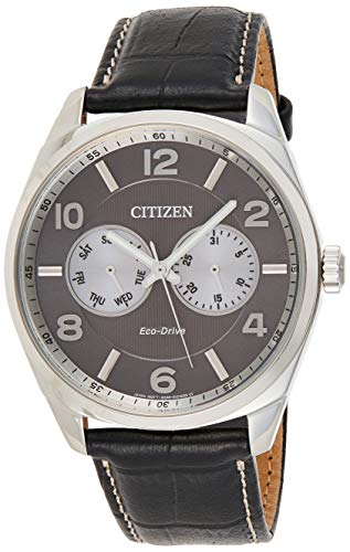 Citizen Men's AO9020-17H Dress Analog Display Japanese Quartz Black Watch