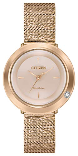 Citizen Women's EM0643-50X L Ambiluna Japanese-Quartz Gold Watch