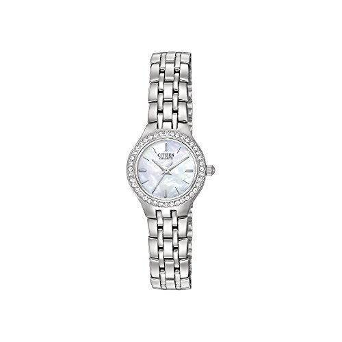 Citizen Women's EJ6040-51D Wrist Watches, Mother of Pearl Dial