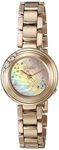 Citizen Women's EM0463-51Y Mother-of-Pearl Watch