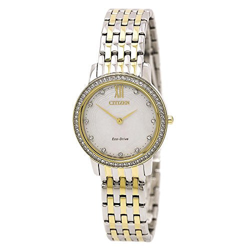 CITIZEN EX148457D / EX1484-57D EX148457D Silhouette Womens Eco-Drive Watch