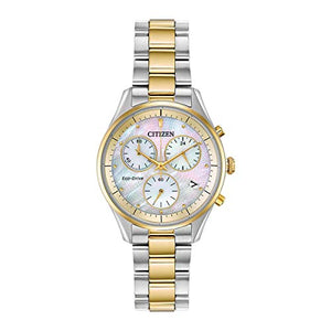 Citizen Women's FB1444-56D Chandler Chronograph Eco-Drive Watch