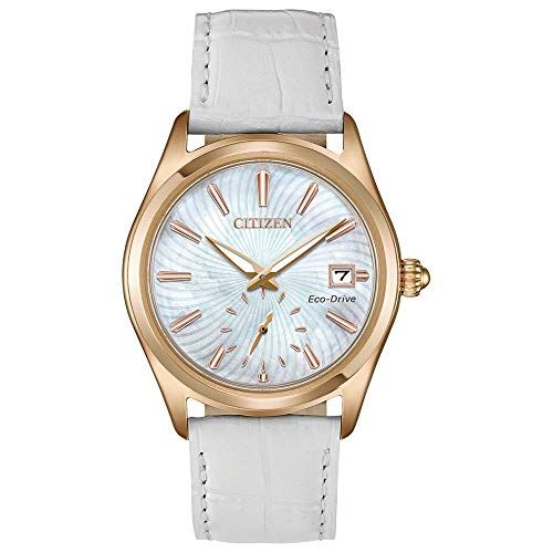 Citizen Women's EV1033-08D Mother-of-Pearl Watch