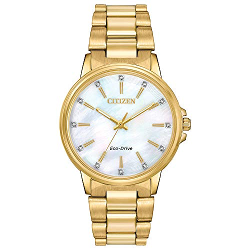 Citizen Women's FE7032-51D Mother-of-Pearl Watch