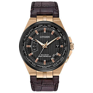 Citizen Men's CB0168-08E Black Watch