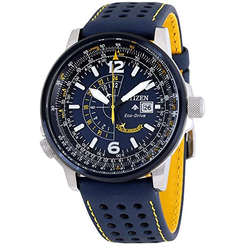 Citizen BJ7007-02L Promaster Nighthawk Eco-Drive Men's Watch